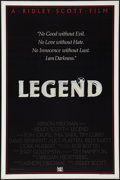 "Movie Posters:Fantasy, Legend (20th Century Fox, 1986). One Sheet (27"" X 41"") Teaser. Fantasy.. ..."