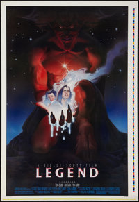"Legend (Universal, 1986). Printer's Proof One Sheet (28"" X 41""). Fantasy"