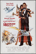 "Movie Posters:James Bond, Octopussy (MGM/UA, 1983). One Sheet (27"" X 41""). James Bond.. ..."