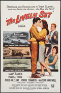 "Movie Posters:Action, The Lively Set (Universal, 1964). One Sheet (27"" X 41""). Action....."