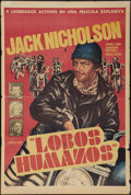"Movie Posters:Exploitation, The Rebel Rousers (Four Star Excelsior, 1970). Argentinean Poster (29"" X 43.5""). Exploitation.. ..."