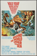 "Movie Posters:Adventure, Around the World, Under the Sea & Other Lot (MGM, 1966). OneSheets (2) (27"" X 41""). Adventure.. ... (Total: 2 Items)"