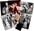 Music Memorabilia:Photos, Elvis Presley Photos and Slides, circa 1970s.... (Total: 27 Items)