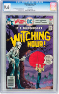 Bronze Age (1970-1979):Horror, The Witching Hour #64 (DC, 1976) CGC NM+ 9.6 White pages....