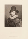 Prints, BRITISH ARTISTS (17th Century). A Collection of Seven Engravings. 7-1/2 x 5 inches (19.1 x 12.7 cm). Elton Hyder III C... (Total: 7 Items)