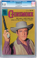 Silver Age (1956-1969):Western, Gunsmoke #19 (Dell, 1960) CGC NM/MT 9.8 Off-white to whitepages....