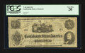 Confederate Notes:1862 Issues, T48 $10 1862 XX-3 Fantasy.. ...