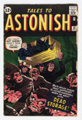 Silver Age (1956-1969):Horror, Tales to Astonish #33 (Marvel, 1962) Condition: GD/VG....
