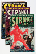 Golden Age (1938-1955):Science Fiction, Strange Tales Group (Atlas, 1954-60).... (Total: 6 Comic Books)