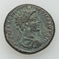 Ancients:Roman Provincial , Ancients: THRACE. Hadrianopolis. Commodus (AD 180-192). Æ (28mm,14.22 gm)....