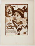 Books:Prints & Leaves, Ludwig Hohlwein Film & Theater Advertising Illustrations. FromLudwig Hohlwein, compiled and edited by Professor H. K. F...