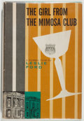 Books:Mystery & Detective Fiction, Leslie Ford. The Girl from the Mimosa Club. Scribners, 1957.First edition, first printing. Offsetting. Spine sunned...