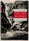 Books:Mystery & Detective Fiction, H. C. Bailey. The Life Sentence. Crime Club, 1946. Firstedition, first printing. Remainder stamped. Light rubbing a...
