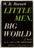 Books:Mystery & Detective Fiction, W. R. Burnett. Little Men, Big World. Knopf, 1951. Firstedition, first printing. Slight lean. Offsetting. Very good...