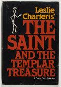Books:Mystery & Detective Fiction, Leslie Charteris. The Saint and the Templar Treasure.Doubleday, 1979. First American edition, first printing. B...