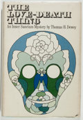 Books:Mystery & Detective Fiction, Thomas B. Dewey. The Love-Death Thing. Simon and Schuster,1969. First edition, first printing. Remainder marked...