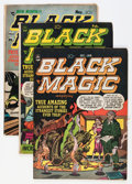 Golden Age (1938-1955):Horror, Black Magic Group (Prize, 1951-52).... (Total: 6 Comic Books)