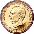 Proof Commemorative Gold, 1916 G$1 McKinley PR63 NGC. CAC....