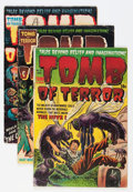 Golden Age (1938-1955):Horror, Tomb of Terror #8 and 10-14 Group (Harvey, 1953-54).... (Total: 6Comic Books)