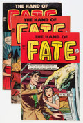 Golden Age (1938-1955):Horror, The Hand of Fate Group (Ace, 1951-53).... (Total: 8 Comic Books)