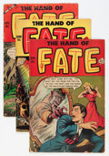 Golden Age (1938-1955):Horror, The Hand of Fate #17-25 Group (Ace, 1953-54).... (Total: 10 ComicBooks)