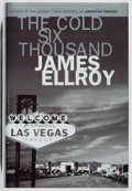 Books:Mystery & Detective Fiction, James Ellroy. SIGNED. The Cold Six Thousand. Century, 2001.First British edition, first printing. Signed by the a...