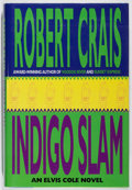 Books:Music & Sheet Music, Robert Crais. SIGNED. Indigo Slam. Hyperion, 1997. First edition, first printing. Signed by the author. Fine....