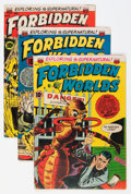 Golden Age (1938-1955):Horror, Forbidden Worlds Group (ACG, 1953-54).... (Total: 10 Comic Books)