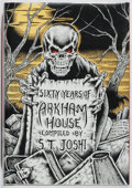Books:Horror & Supernatural, S. T. Joshi. Sixty Years of Arkham House. Arkham House, 1999. First edition, first printing. Fine....