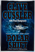 Books:Mystery & Detective Fiction, Clive Cussler. SIGNED. Polar Shift. Putnam, 2005. Firstedition, first printing. Signed by the author. Fine....