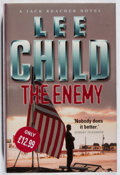 Books:Mystery & Detective Fiction, Lee Child. SIGNED. The Enemy. Bantam, 2004. First edition,first printing. Signed by the author. Fine....