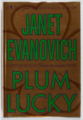 Books:Mystery & Detective Fiction, Janet Evanovich. SIGNED. Plum Lucky. St. Martin's, 2007.First edition, first printing. Signed by the author. Fi...