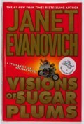 Books:Mystery & Detective Fiction, Janet Evanovich. SIGNED. Visions of Sugar Plums. St.Martin's, 2002. First edition, first printing. Signed by the ...