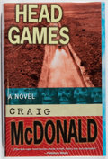 Books:Mystery & Detective Fiction, Craig McDonald. SIGNED/LIMITED. Head Games. Bleak House,2007. First edition, first printing. Limited to 250 numbe...