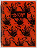 Books:Children's Books, Anne Anderson [illustrator]. The Old Mother Goose. Nelson,[n. d.]. Later impression. Foxing and offsetting. Owner's...