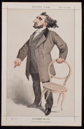 Prints, BRITISH ARTISTS (19th Century). A Collection of Six Vanity FairChromolithographs, circa 19th-20th century. 13 x 7-1/2 i...(Total: 6 Items)