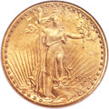 Saint-Gaudens Double Eagles, 1925-S $20 MS62 NGC....