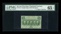 Fractional Currency:First Issue, Fr. 1312 50¢ First Issue PMG Gem Uncirculated 65 EPQ....
