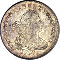 Early Dimes, 1797 10C 16 Stars MS62 PCGS. CAC. JR-1, R.4....