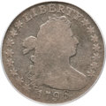 Early Dimes, 1796 10C Good 6 PCGS. CAC. JR-1, R.8 in early die state....