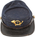 Military & Patriotic:Indian Wars, 1870s US Army Enlisted Kepi....