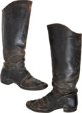 Militaria:Uniforms, 19th Century Military Boots. ...