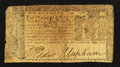 Colonial Notes:Maryland, Maryland April 10, 1774 $2 Fine.. ...