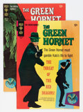 Silver Age (1956-1969):Adventure, The Green Hornet #2 and 3 Group (Gold Key, 1967) Condition: Average VF.... (Total: 2 Comic Books)