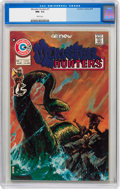 Bronze Age (1970-1979):Horror, Monster Hunters #1 (Charlton, 1975) CGC NM- 9.2 White pages....