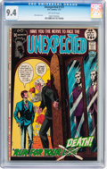 Bronze Age (1970-1979):Horror, Unexpected #131 (DC, 1972) CGC NM 9.4 Off-white pages....
