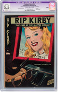Golden Age (1938-1955):Crime, Feature Books #54 Rip Kirby (David McKay Publications, 1947) CGC Apparent FN- 5.5 Slight (A) Slightly brittle pages....