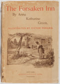 Books:Literature Pre-1900, Anna Katharine Green. The Forsaken Inn. Bonner's, [1890]. First edition. Original printed wrappers. Wear and chi...
