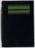 Books:Literature 1900-up, Thomas Wolfe. The Hills Beyond. Harper, [1941]. Firstedition. Original cloth binding. Spine dull and a bit worn, so...