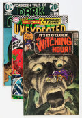 Bronze Age (1970-1979):Horror, DC Silver and Bronze Age Horror Comics Group (DC, 1964-75)Condition: Average VG-.... (Total: 28 Comic Books)